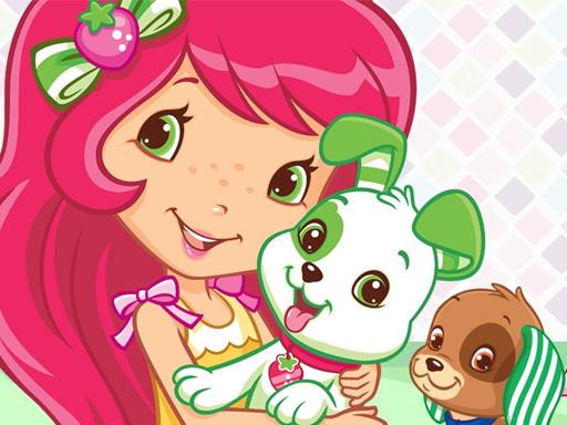 Hra - Strawberry Shortcake Puppy Care
