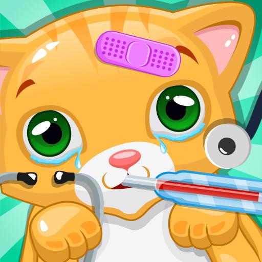 Hra - Kitty Doctor