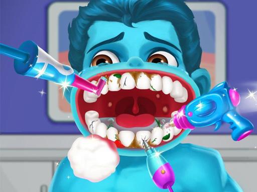 Superhero Dentist