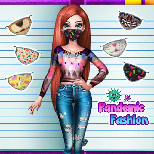 Hra - Pandemic Fashion Mask