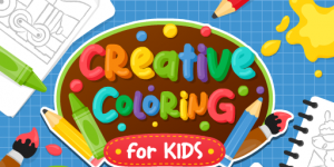 Hra - Creative Coloring