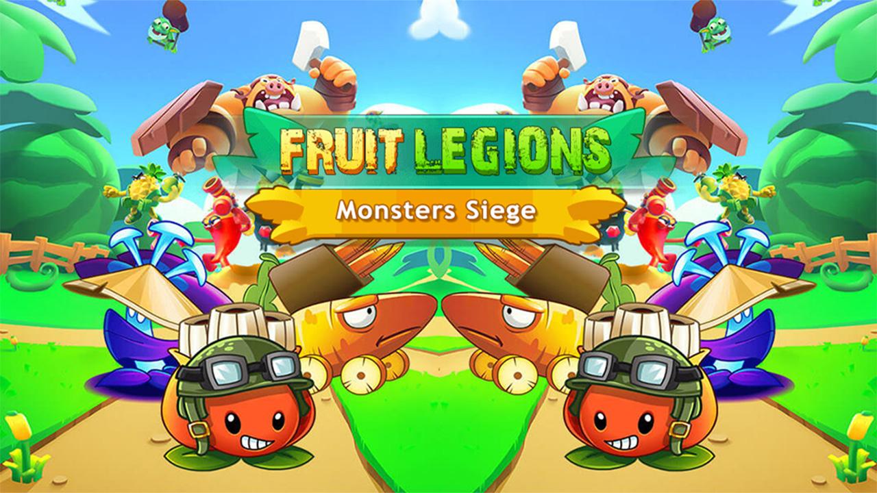 Fruit Legions: Monsters Siege