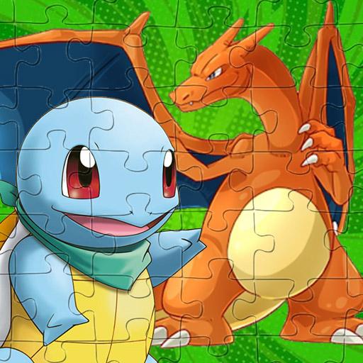 Hra - Pokemon Jigsaw Puzzles