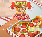 Hra - Yummy Super Pizza